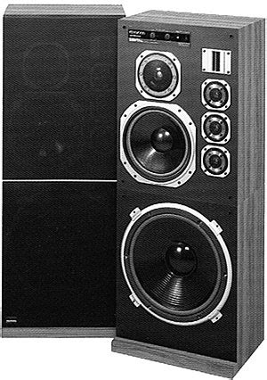 Kenwood LS-P9000X - Manual - 4-Way Loudspeaker System