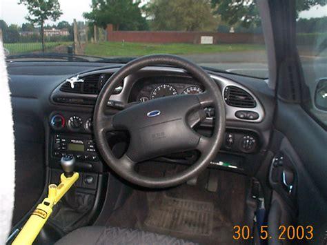 Ford Mondeo 2001 Interior by 2000 Ford Mondeo Interior Pictures Cargurus