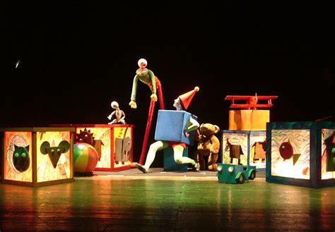 illuminazione teatrale luce per il teatro di figura luce e design