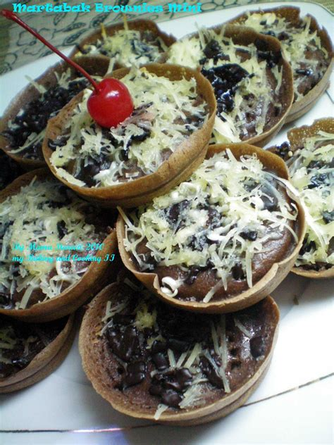 cara membuat martabak mini yg gang dapur itara martabak brownies mini