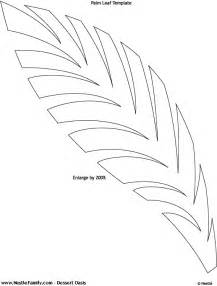 Palm Tree Stencil Outline by Palm Tree Outline Palm Tree Leaves Template Ideas Cliparts Co