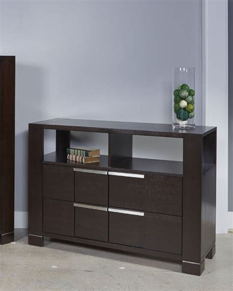 najarian furniture contemporary bedroom set studio na stbset najarian furniture tv chest studio na sttvch