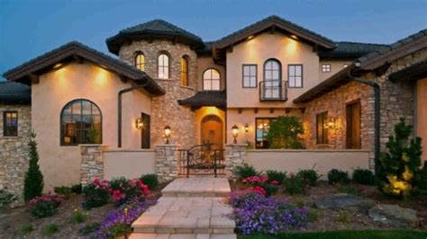 Mediterranean House Design Photos