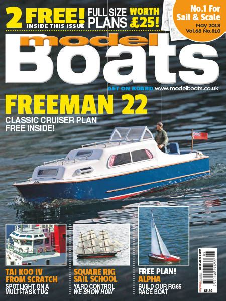 model boat magazine download model boats 05 2018 187 download pdf magazines magazines