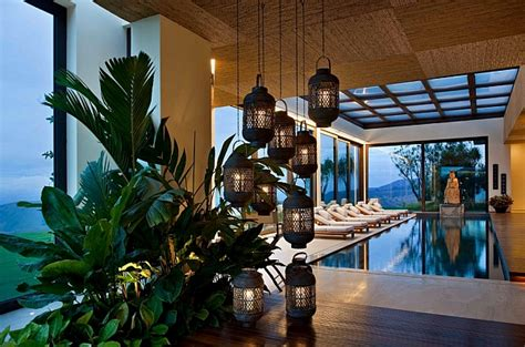 swimming pool inside your house outdoortheme com 10 tips to create an asian inspired interior
