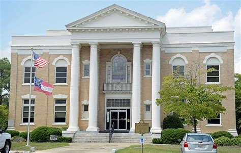 dodge county eastman ga dodge county courthouse eastman