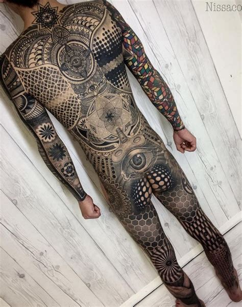 full body tattoo marvelous inkstylemag