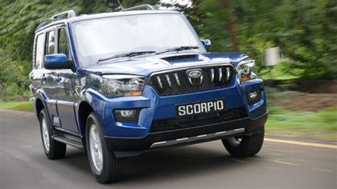 mahindra scorpio mileage diesel mahindra scorpio s10 diesel car review specification