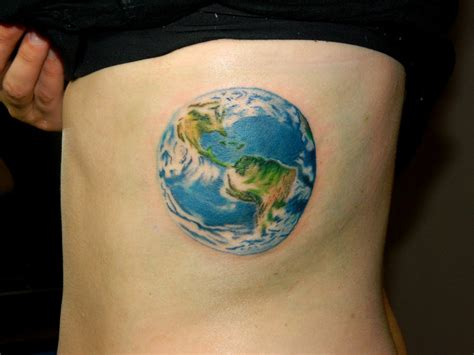 planet tattoo designs earth tattoos designs ideas and meaning tattoos for you