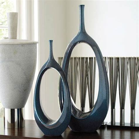 Home Interior Decoration Accessories by Vases On Sale Ceramic Glass Decorative Modern Bellacor Com