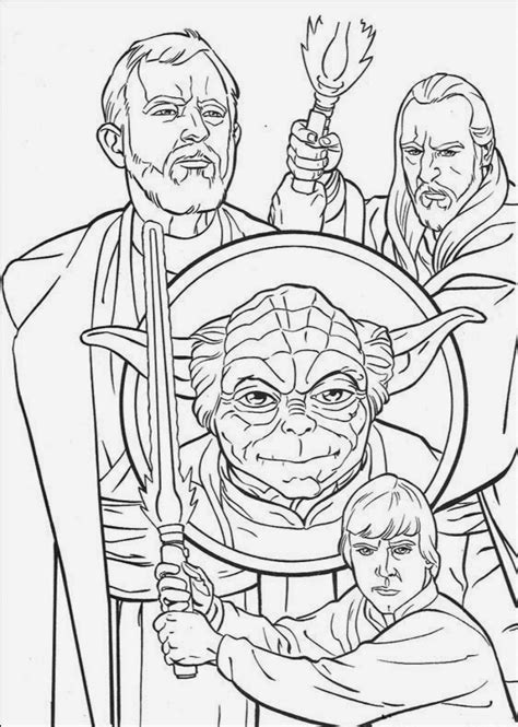coloring pages of star wars the clone wars star wars clone wars coloring pages