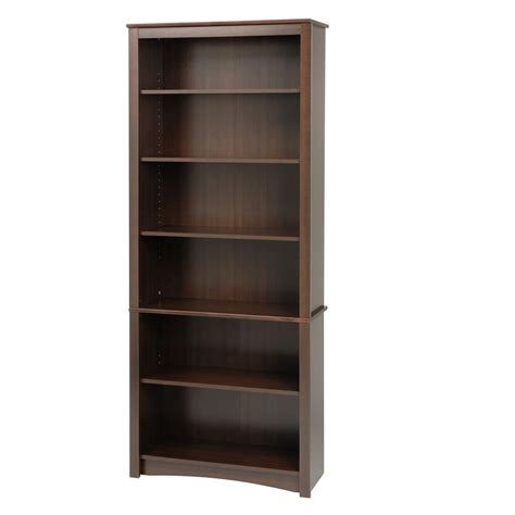home bookshelves home decorators collection multimedia storage 27 5 in w folding stacking 3 shelf bookcase in