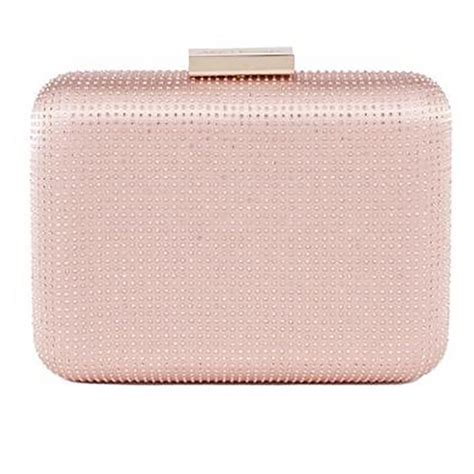Clutch Satin Pink bag clutch polly pale pink satin kokomamas it