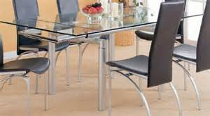 dining table glass dining table extensions