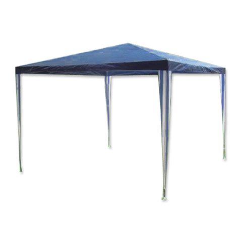 pavillon 3x3 garten pavillon 3 x 3 m blau nur 19 99