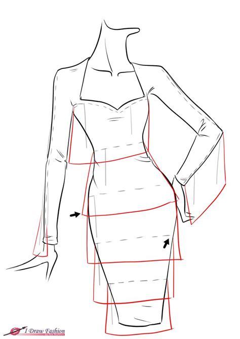 fashion illustration step by step best 25 diy fashion sketches ideas on fashion