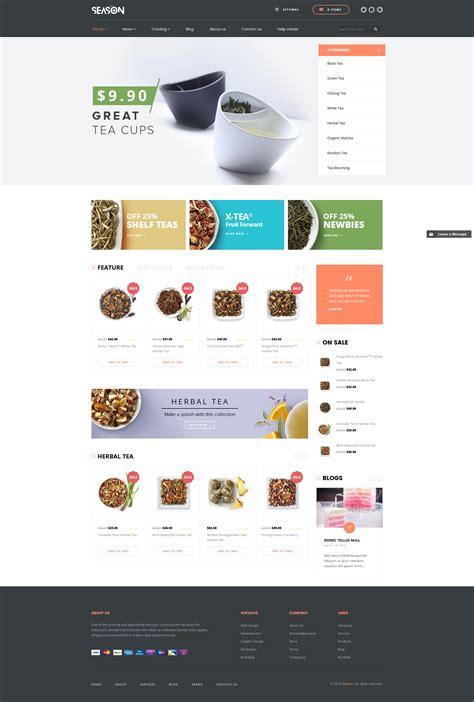 seasons theme shopify season responsive shopify theme by juno themes themeforest