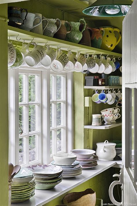 Kitchen Decorating Ideas Colors by En Angleterre Un Cottage Vraiment Quot Cosy Quot Maison Cr 233 Ative