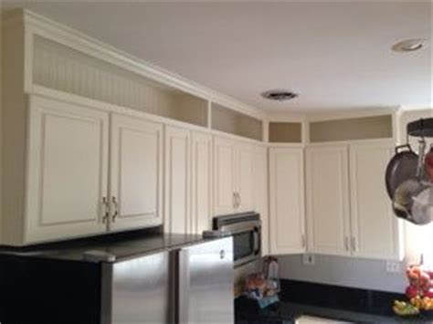 adding storage above kitchen cabinets cabinets an eye and extensions on