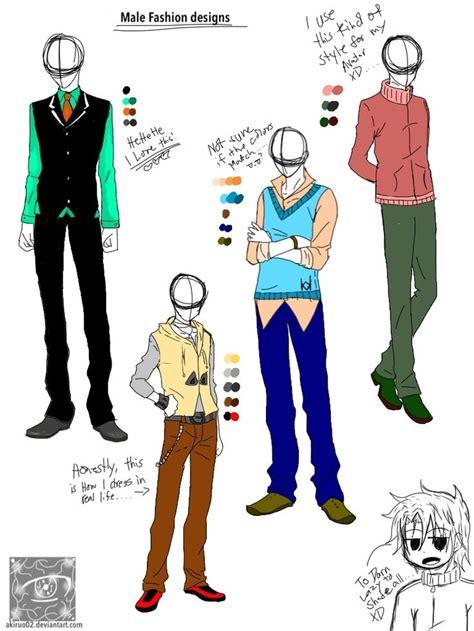 design clothes male anime clothes designs anime boy clothes designs anime