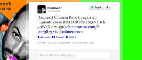 Krator N6 21030 2 1 risultati contest ecco il vincitore dell impianto casse