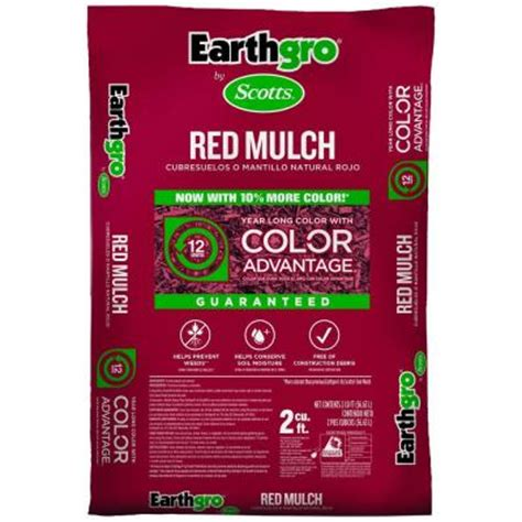 scotts earthgro 2 cu ft mulch
