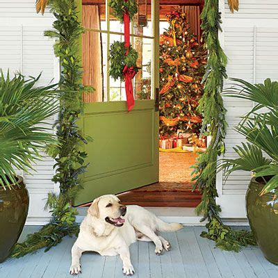 the ultimate holiday decorating guide southern living garlands trees wreaths oh my