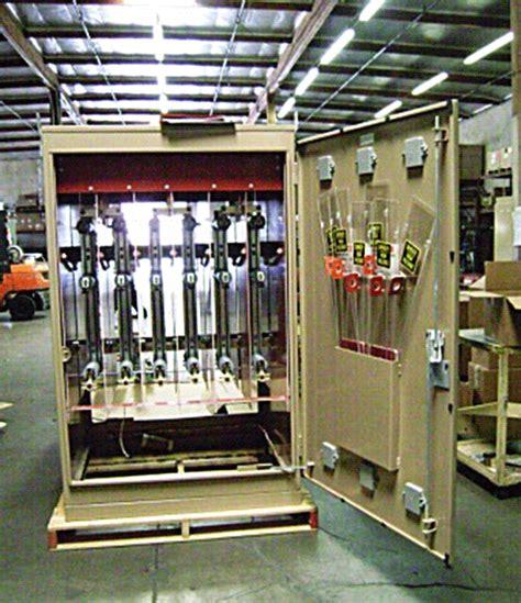 sectionalizer cabinet scott engineering scott engineering pad mounted fuse