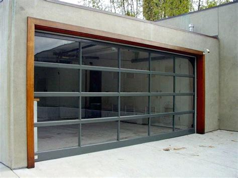 Decorating Insulated Glass Garage Doors Garage Insulated Glass Garage Doors