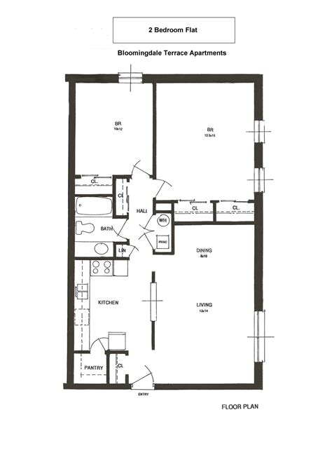 Bloomingdale Terrace Apartments Kingsport Tn Floor Plans For Apartment Rentals Kingsport Tennessee