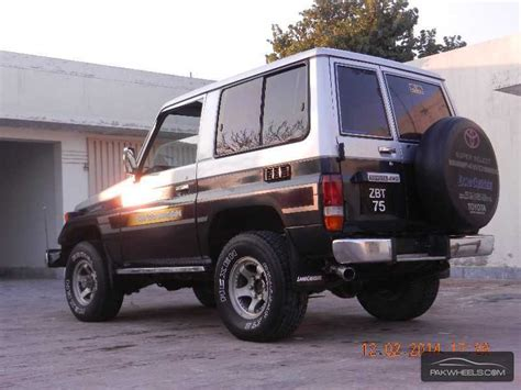 1986 Toyota Land Cruiser Toyota Land Cruiser 1986 For Sale In Multan Pakwheels