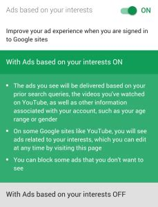 ad tracking android the pros and cons of mobile ad tracking opt out