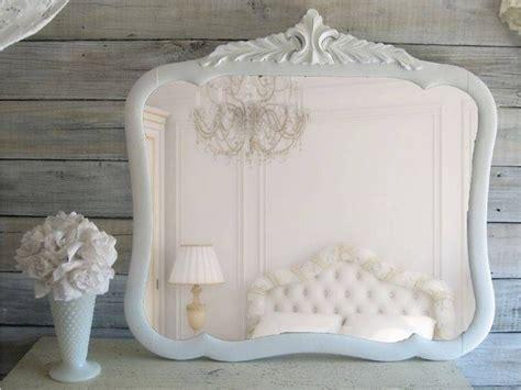 17 best ideas about mirror 15 best of large white shabby chic mirrors