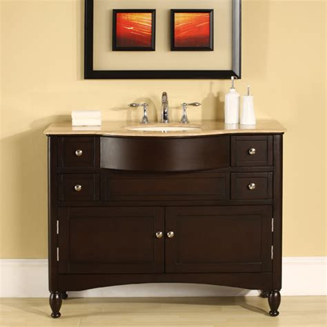 bathroom vanity 45 inch 45 inch trish vanity