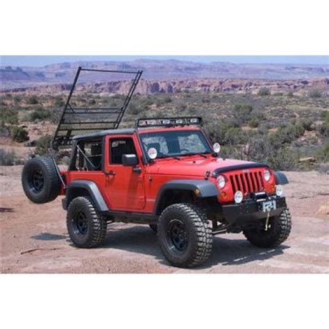 Jeep Jk Roof Rack Gobi Jeep Wrangler Jk 07 Up 2 Door Roof Rack