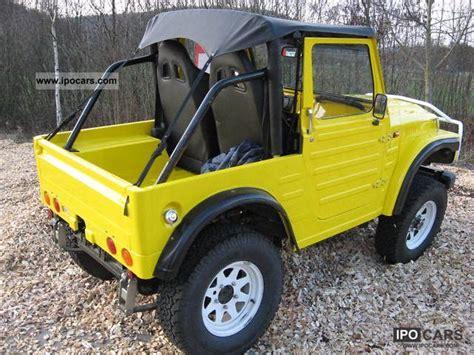 Suzuki Samurai Fiberglass 1981 Suzuki Lj 80 Convertible Fiberglass Car Photo