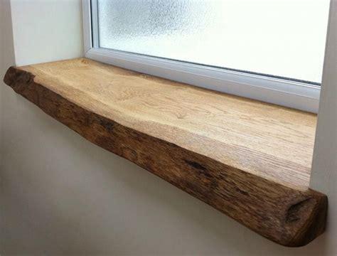fensterbank innen renovieren hout combineren brummelhuis meubels