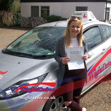 sle of driving test driving test pass for cooper with graham walton