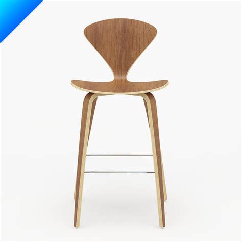 three legged stool of lobbying 3d model cherner wood leg stool design