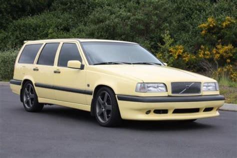 buy   volvo    creme yellow wagon  port orchard washington united states