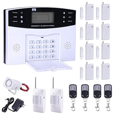 top home security systems