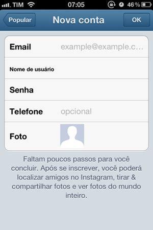 tutorial para usar instagram como usar o instagram instagram