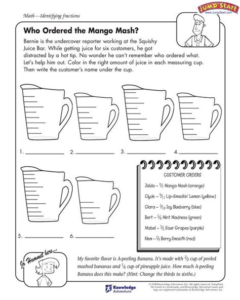 printable worksheets for 5th grade free fifth grade math worksheets