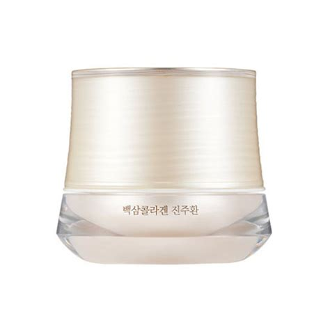 Collagen Pearl White the shop white ginseng collagen pearl capsule cream the shop cream shopping