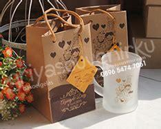 Paperbag Tas Ultah Anak Kartun Free Desain gelas paper bag griya souvenir