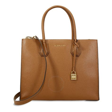Michael Kors Mercer Bag Ori 2 michael kors mercer large bonded leather tote luggage