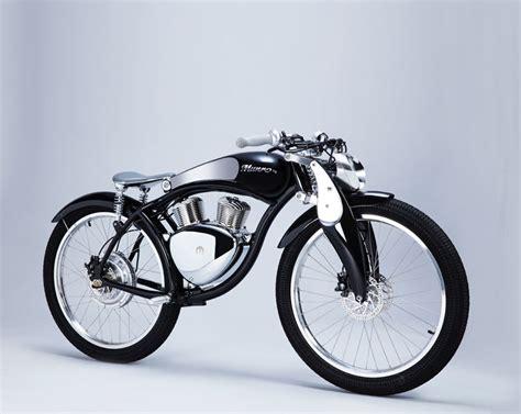 Elektro Motorrad Retro by Retro Bike Mit Elektromotor Ein Motorrad F 252 R