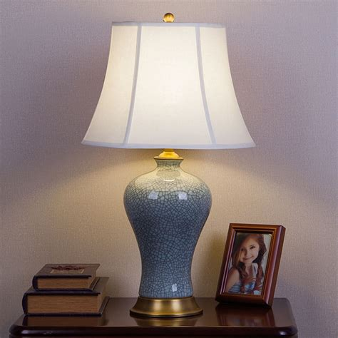 table lights for bedroom modern chinese style european style all ceramic ceramic