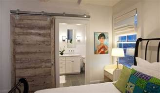 Sliding Bedroom Doors 50 Ways To Use Interior Sliding Barn Doors In Your Home