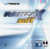 Karet Yasaka Rakza 9 Yasaka Rakza X Soft Reviews